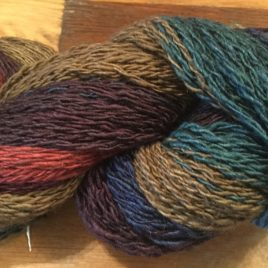 Opulent Interior 3 ply yarn