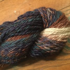 Winter Gorge - 3 Ply Alpaca