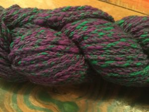 Specialty Yarns - 2 x 3 cable